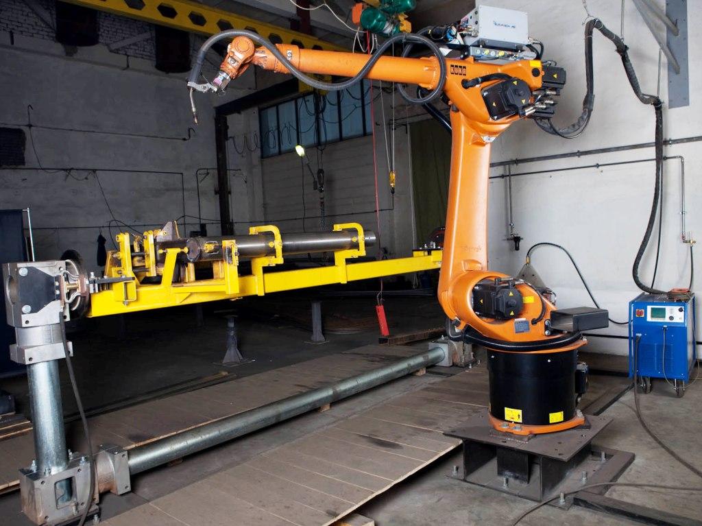 Реферат роботы в промышленности 2472